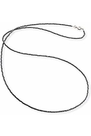 Engelsrufer Ladies Chain without Pendant Chain Gems Stainless Steel Hematite