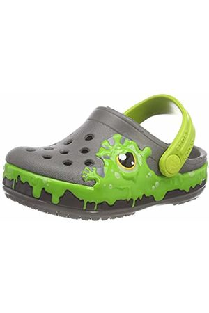 Crocs Unisex Kids' Fun Lab Slime Band Clogs