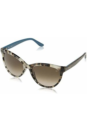 TOUS Women'S Stoa03 Stoa03 Sunglasses Shiny Feather Havana