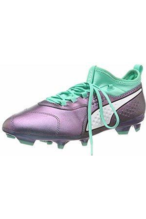 Puma Men's One 3 Il LTH Fg Footbal Shoes, (Color Shift-Biscay 01)