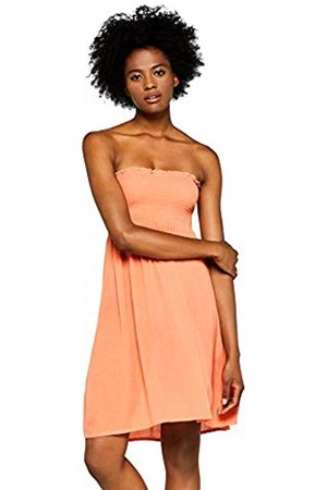 IRIS & LILLY Women's Strapless Smock Dress Cover-up