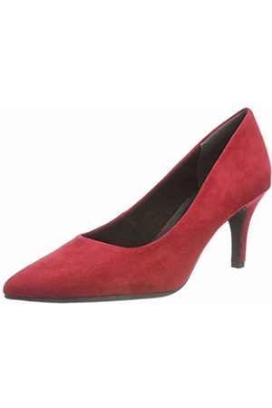 Damen 2 2 22452 31 500 Pumps, (Red)
