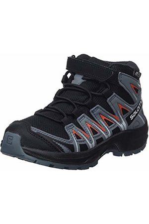 Salomon Unisex Kids' XA Pro 3D Mid CSWP K Trail Running Shoes