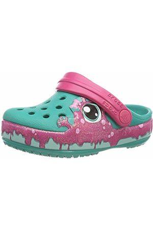 d8af482720e29 Crocs Unisex Kids  Fun Lab Slime Band Clogs