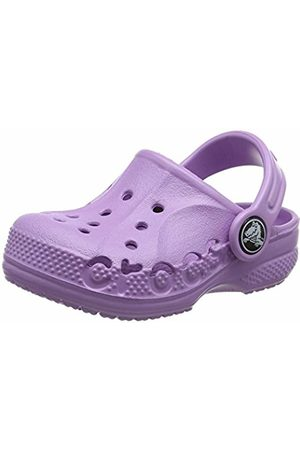 Crocs Unisex Kids' Baya Clogs, (Iris)