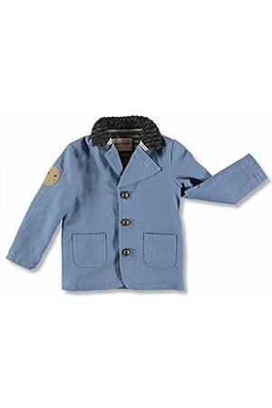 nadadelazos Girl's Denim Jacket Il Dolce Far Niente Long Sleeve Jacket