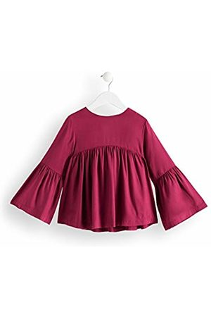 RED WAGON Girl's Flute Sleeve Blouse