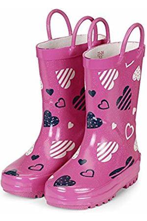 Sterntaler Girls' Gummistiefel Wellington Boots