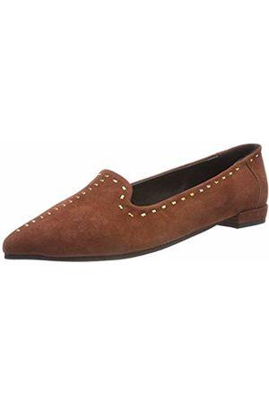 dfb1560dbee Shoe The Bear Women s s Zola Loafer (Oak 300) ...