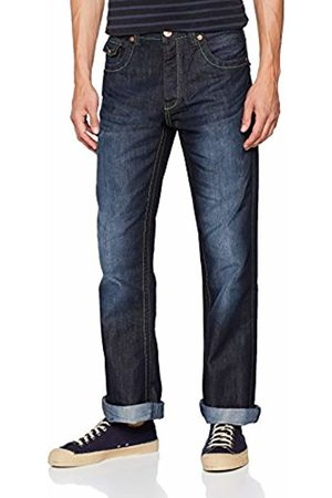 Raw Indigo Ltd Men's A31 Bootcut Jeans