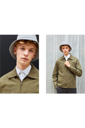 Zara FLOWING OVERSHIRT WITH POCKETS