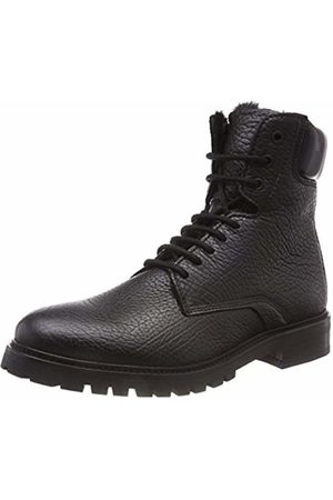 HUGO BOSS Men's Explore_halb_gr Combat Boots
