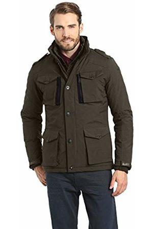 Schott NYC Men's Field Parka Long Sleeve Jacket