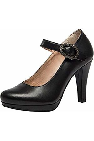 Stockerpoint Women's 6010 Ankle-Strap Size: 3.5 UK