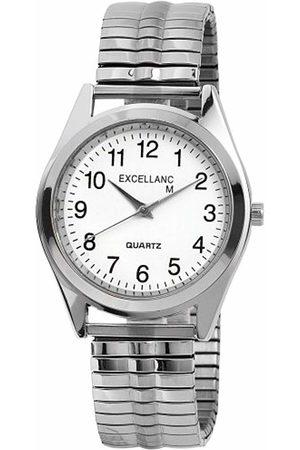 Excellanc Men's Watches 270022000008 Genuine Metal Strap