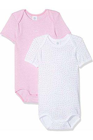 Sanetta Baby Girls' DP Body 322552+322553 Bodysuit