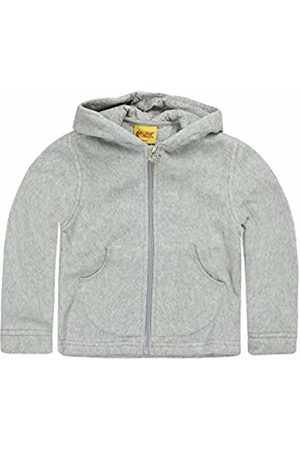 Steiff Unisex Baby 0006837 Sweat 1/1 Sleeves Jacket, Softgrey Melange
