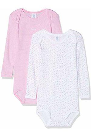 Sanetta Baby Girls' DP Body 322549+322550 Bodysuit