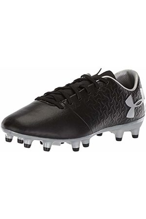 Under Armour Unisex Kids' UA Magnetico Select FG JR Football Boots, ( //Metallic (001) 001)