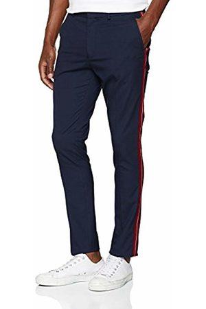 New Look Men's Side Stripe Trousers