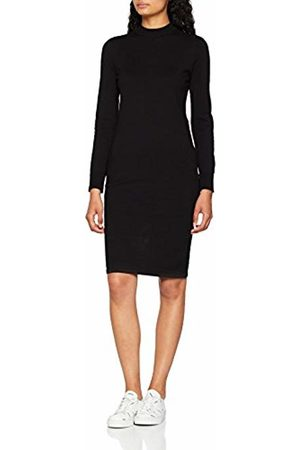 Noisy May Women's Nmcirus L/s Funnel Neck Knit Noos Dress