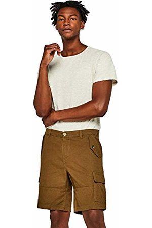 FIND Men's Cotton Cargo Regular Fit Short 3XL