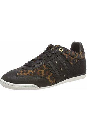 Pantofola d'Oro Women's Imola Leopard Donne Low Trainers