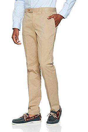 Hackett Hackett Men's Kensington CF SL Chino Trousers, (Sand)