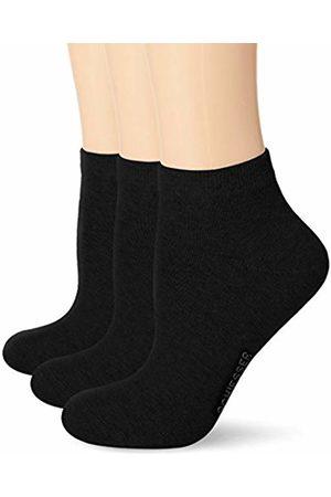 Schiesser Men's Herren Sneaker (3PACK) Ankle Socks