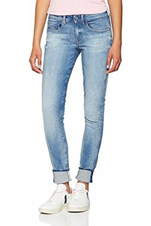 G-Star G-Star Women's 3301 Deconst Mid Wmn Skinny Jeans, (Beach Medium Aged)