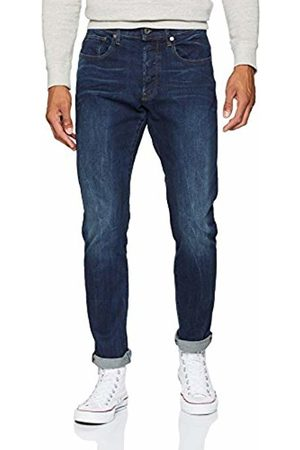 G-Star Men's 3301 Straight Tapered Fit Jeans