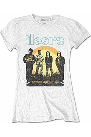 Rockoff Trade Women's The Doors Waiting for The Sun T-Shirt