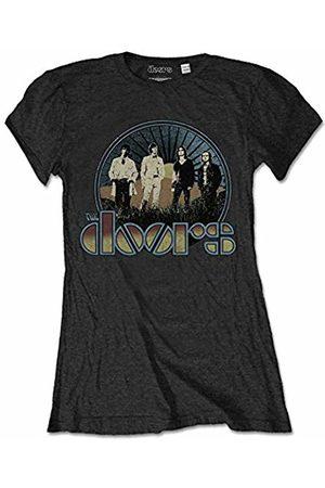 Rockoff Trade Women's The Doors Vintage Field T-Shirt