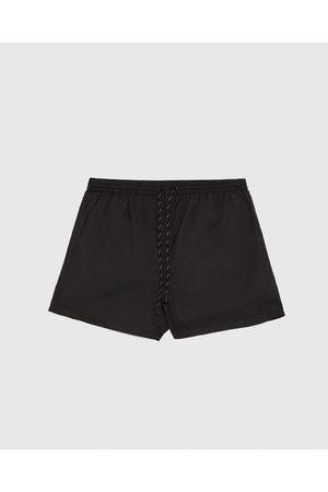 Zara Basic swim shorts