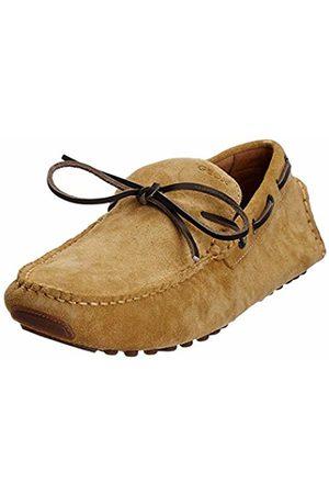 Geox Men's U Soul M Loafer Flats (Camel) 7 (41 EU)