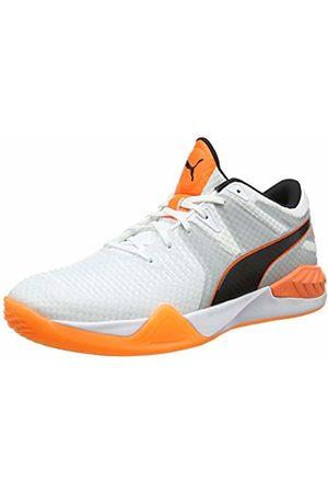 Puma Men's Explode 1 Multisport Indoor Shoes, -Quarry-Shocking 02