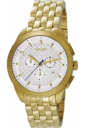 JOOP! Joop Legend Chrono Men's Quartz Watch with Dial Chronograph Display and Stainless Steel Bracelet JP101071F04