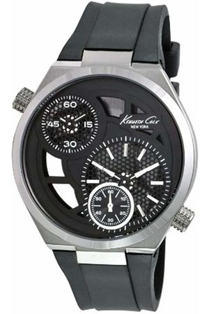 Kenneth Cole Men's Analogue Watch KC1683 with Silicone Strap