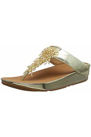 FitFlop Women's Rumba Thong Open Toe Sandals
