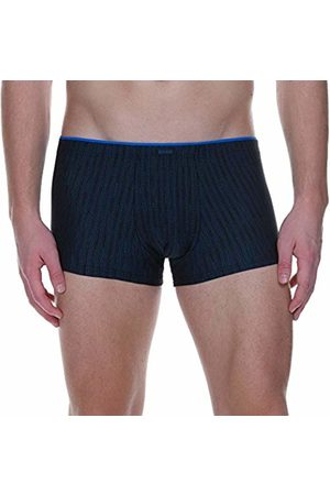 Bruno Banani Men's Hipshort Smart City Hipsters, (Schwarz/Blau Stripes 1006)