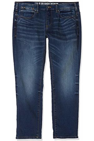 s.Oliver Men's 15.807.71.5334 Straight Jeans