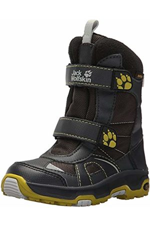 Jack Wolfskin Boys' S Polar Bear Texapore High Rise Hiking Shoes