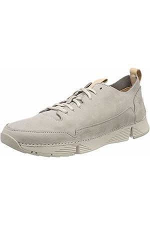 Clarks Men's Tri Spark Low-Top Sneakers, (Stone-)
