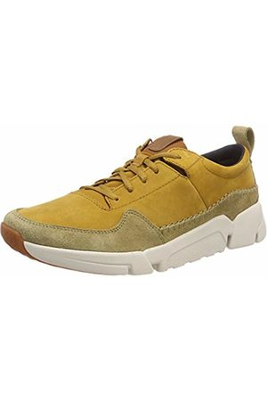 Clarks Men's Tri Active Run Low-Top Sneakers, (Ochre-)