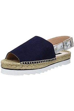 Audley Damen 19756 Plateau, Blau (Blue Azul), 36 EU: Amazon