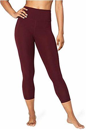 "Core 10 Women's High Waist 7/8 Yoga Crop 24"" Leggings"