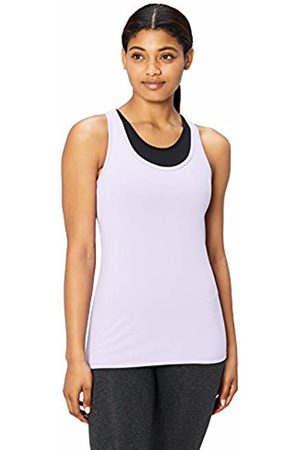 Core 10 Women's Fitted Racerback Yoga Tank Shirt
