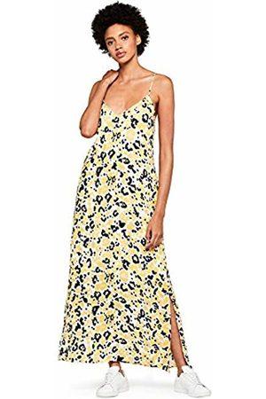 FIND Women's Animal Print Maxi Summer Dress