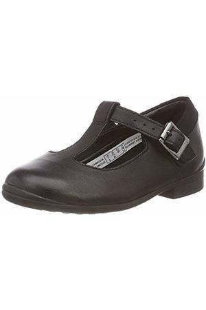 Clarks Girls' Jamie Sky Loafers, ( Leather-)