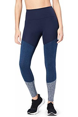 "Core 10 Women's Tri-Colour Tight 28"" Leggings"